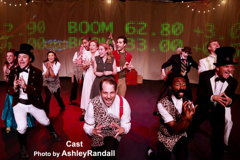 BWW Review: The Actors' Gang's Regaling Political Commentary CAPTAIN GREEDY'S CARNIVAL Hits Home