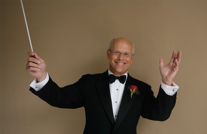"""BWW REVIEW: An Interview With Philly Pops Own """"Rocky""""- MAESTRO MICHAEL KRAJEWSKI at Kimmel Center"""