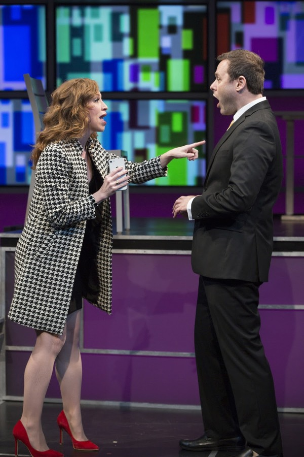 Photo Flash: First Look at I LOVE YOU, YOU'RE PERFECT, NOW CHANGE