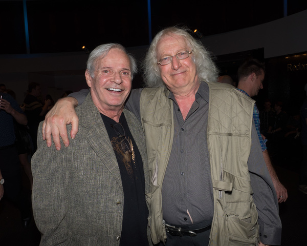 Stan Mazin and Richard Gould