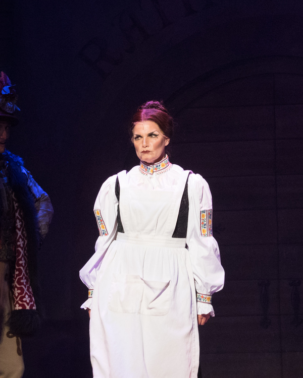 Photo Coverage: Curtain Call and Press Night Celebration Of 3D Theatricals' YOUNG FRANKENSTEIN