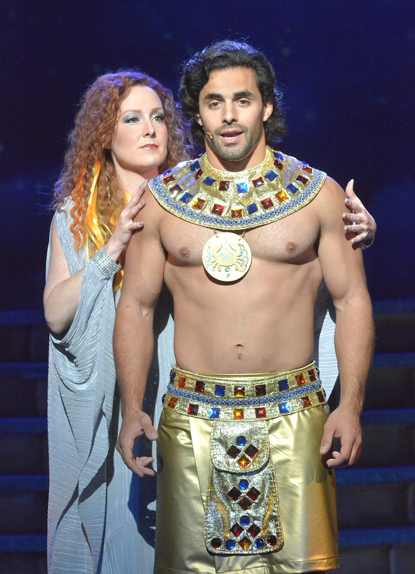Photo Flash: Go, Go, Go! Patrick Cassidy Led JOSEPH AND THE AMAZING TECHNICOLOR DREAMCOAT Takes Journey to the Stage
