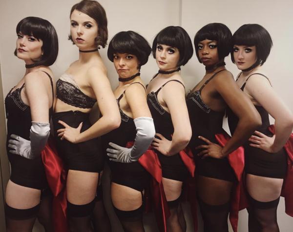 Photo Flash: SWEENEY TODD Celebrates ASL Captioned Performance and More Saturday Intermission Pics!