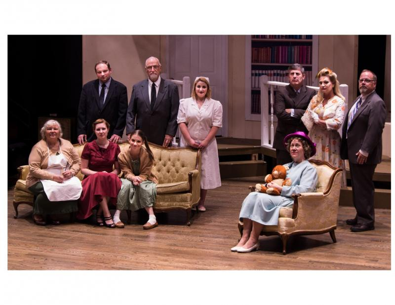BWW Review: THE CURIOUS SAVAGE at Hershey Area Playhouse