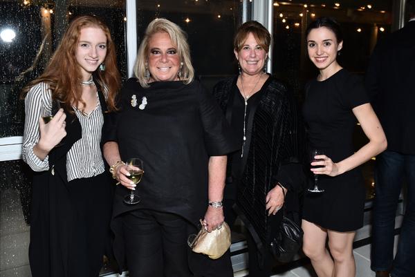 Photo Flash: Joshua Beamish and Company Celebrate Premiere of SAUDADE