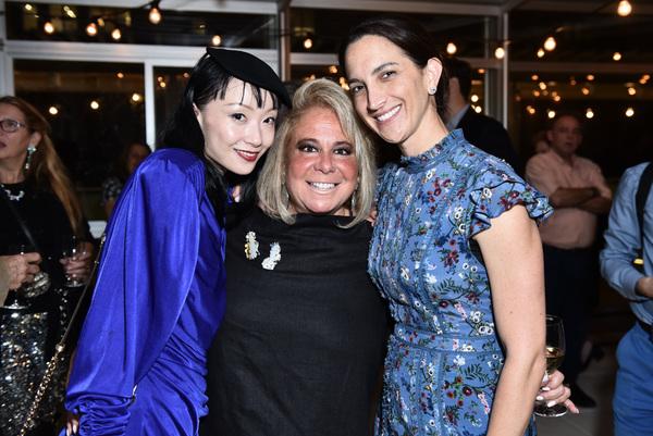 Zhongjing Fang, Joanna Fisher, Kara Barnett Photo
