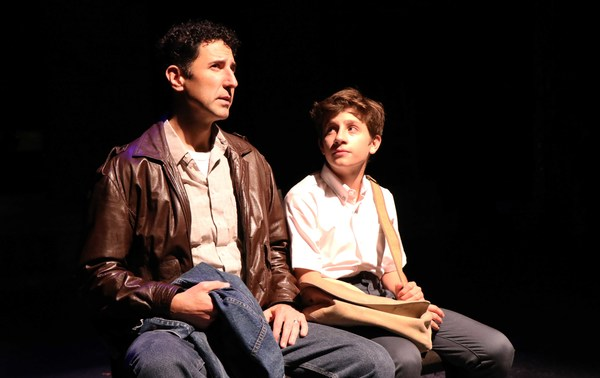 Photo Flash: Porchlight Music Theatre's BILLY ELLIOT Will Continue to Dance Through Thanksgiving