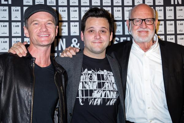 Neil Patrick Harris, Derek DelGaudio, Frank Oz
