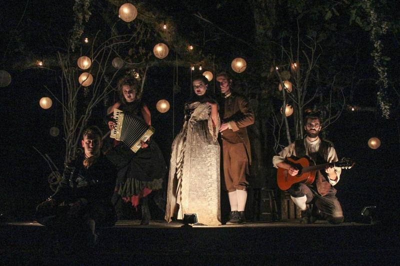 BWW Review: THE SLEEPY HOLLOW EXPERIENCE at Serenbe Playhouse
