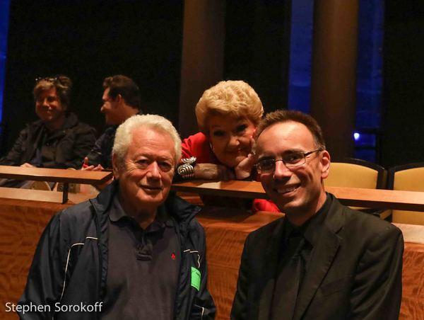 Stephen Sorokoff, Marilyn Maye, Tedd Firth