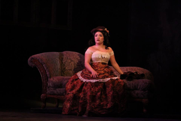 Photo Flash: First Look at JEKYLL AND HYDE at The Noel S. Ruiz Theatre