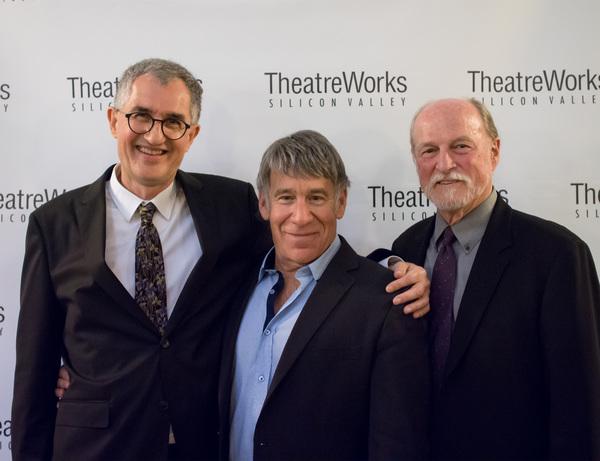 Philip LaZebnik, Stephen Schwartz and Robert Kelley