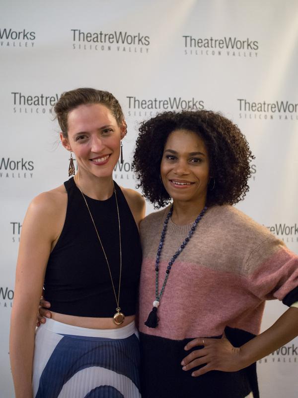 Julia Motyka and Kelly McCreary Photo