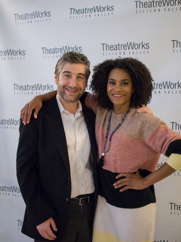 Scott Schwartz and Kelly McCreary