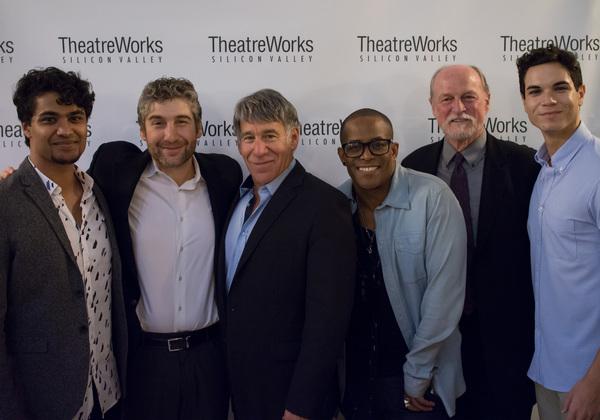 Diluckshan Jeyaratnam, Scott Schwartz, Stephen Schwartz, Sean Cheesman, Robert Kelley, and Jason Gotay