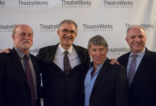 Robert Kelley, Philip LaZebnik, Stephen Schwartz, and Phil Santora