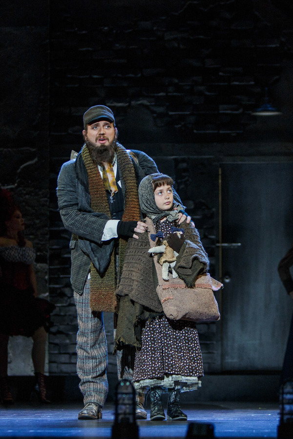 Exclusive: First Look at RAGTIME at Seattle's 5th Avenue Theatre