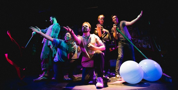 Photos:  The Neo-Futurists present Ensemble Member Kirsten Riiber's TANGLES & PLAQUES