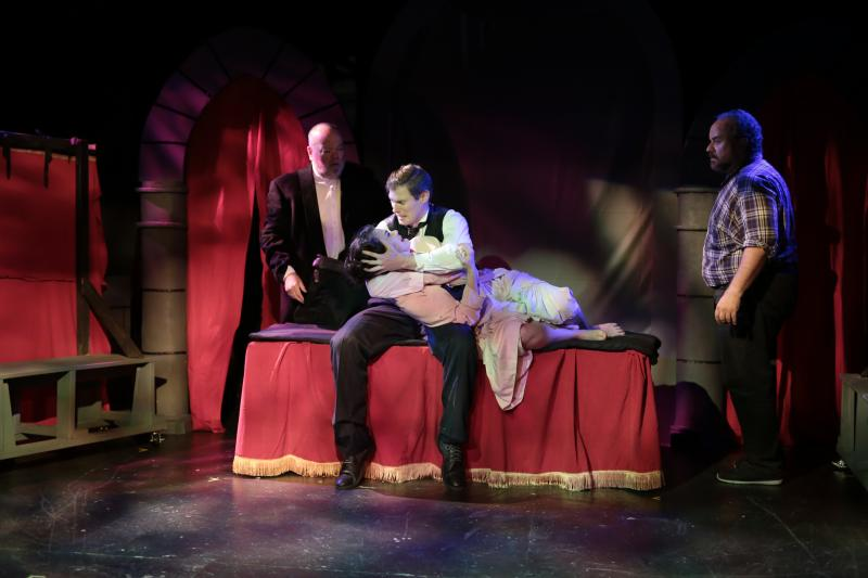 BWW Review: Take a Bite Out of DRACULA! at 13th Street Rep