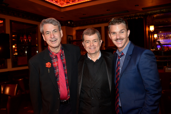 Michael Colby, John C. Introcaso and Denis Jones