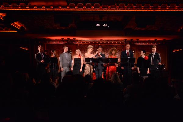 Jamie LaVerdiere, Trisha Jeffrey, Jeff Kready, Sarah Jane Shanks, Scarlett Strallen,  Photo