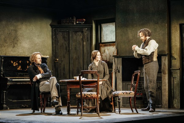 Photo Flash: Meet a Familiar Historical Face in the New Comedy YOUNG MARX