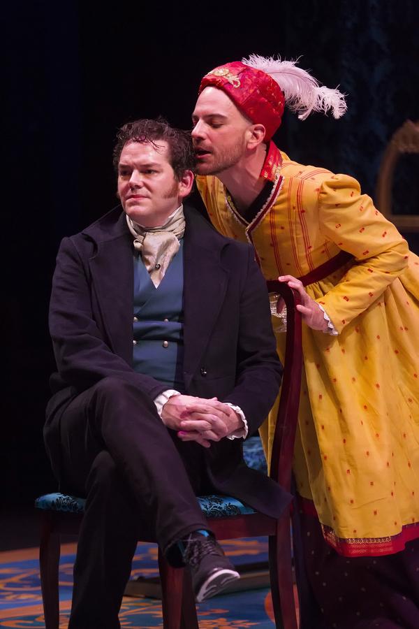 John-Michael Marrs and Brandon Potter Photo