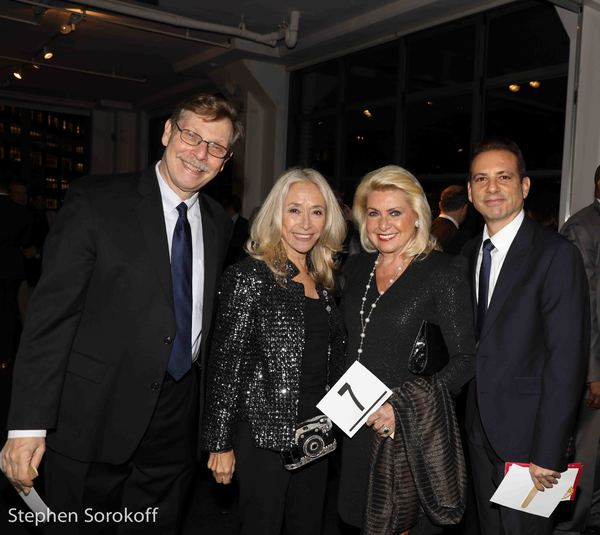 Barry Kleinbort, Eda Sorokoff, Christina Rose, Jack Gindi Photo