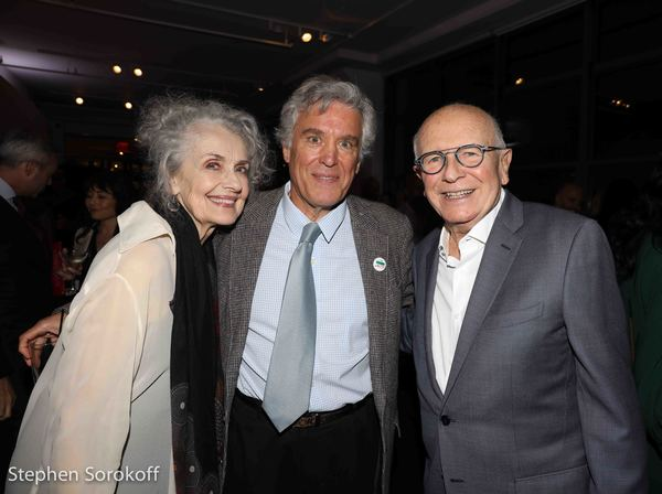 Mary Beth Peil, Casey Childs, Terrence McNally