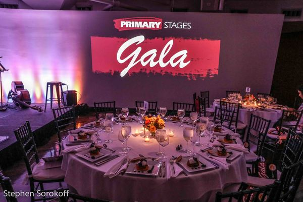 Primary Stages 2017 gala