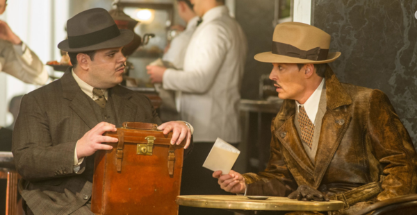 Photo Flash: Josh Gad, Leslie Odom Jr. & More in MURDER ON THE ORIENT EXPRESS