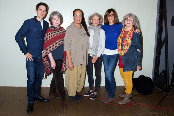 Photo Coverage: Meet the Company of Susan Miller's 20th CENTURY BLUES!