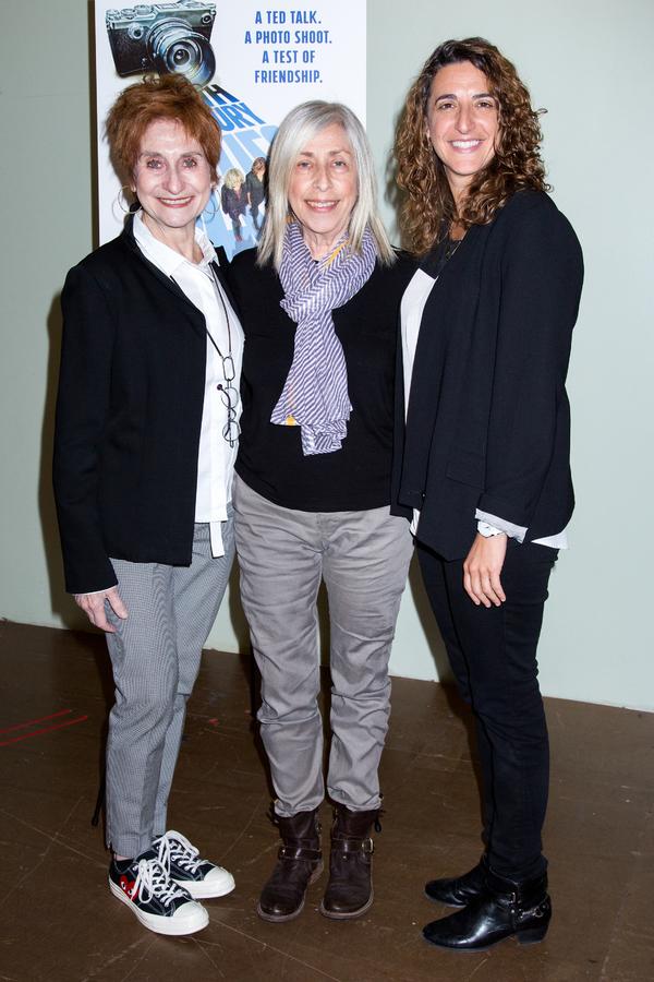 Lida Orzeck, Susan Miller, Eva Price