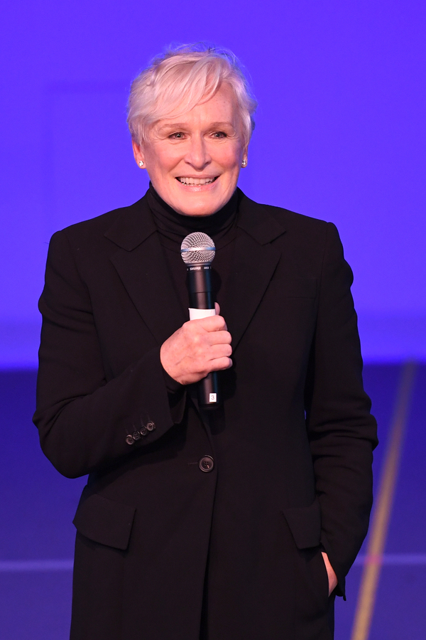 Photo Flash: Glenn Close, Norm Lewis and More Perform at National Dance Institute's Fall Benefit