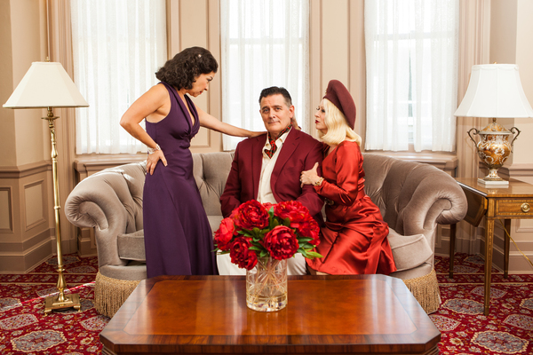 A COMEDY OF TENORS, Featuring Jennifer Cody, Opens Tonight at Pioneer Theatre Company