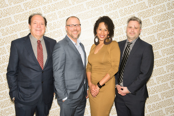Ken Ludwig, Nathan Tysen, Dominique Morisseau, and Chris Miller