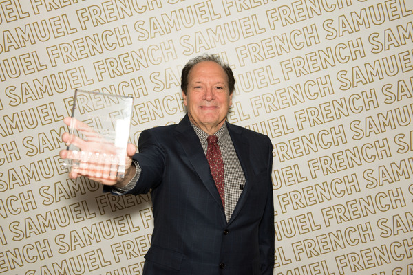 Photo Flash: Ken Ludwig, Dominique Morisseau and Chris Miller & Nathan Tysen Honored at 2nd Annual Samuel French Awards