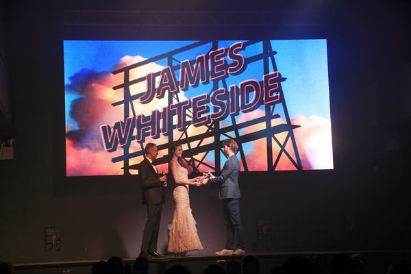 James Whiteside Award