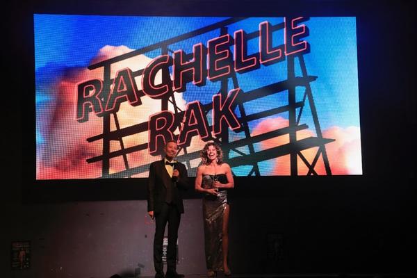 Photo Flash: Michael Campayno, Rachelle Rak, James Whiteside and More Perform at HERO Awards