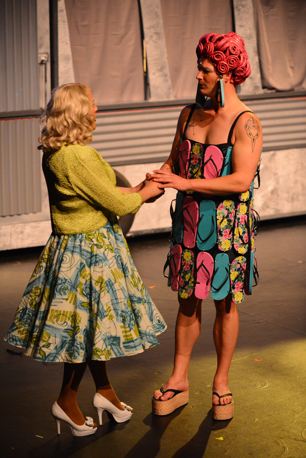 Photo Flash: A Fabulous First Look at PRISCILLA, QUEEN OF THE DESERT at BPA