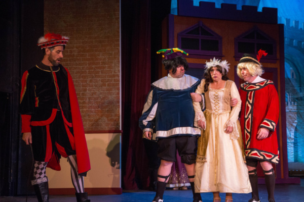 Photo Flash: KISS ME KATE at the Broadhollow Theatre Company