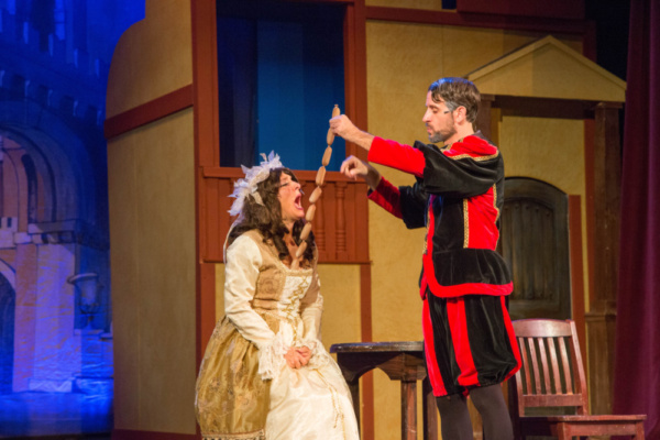 Photos: KISS ME KATE at the Broadhollow Theatre Company