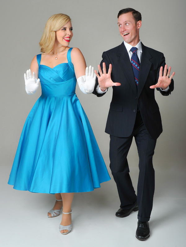 Fiona McIntyre and Chaz Feuerstine