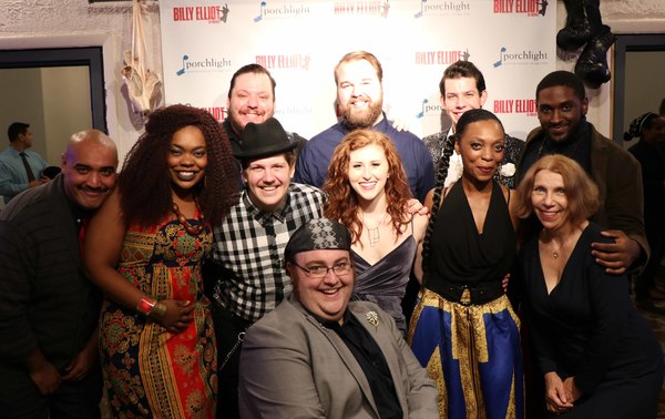 Photo Flash: Inside Opening Night of Porchlight Music Theatre's BILLY ELLIOT THE MUSICAL