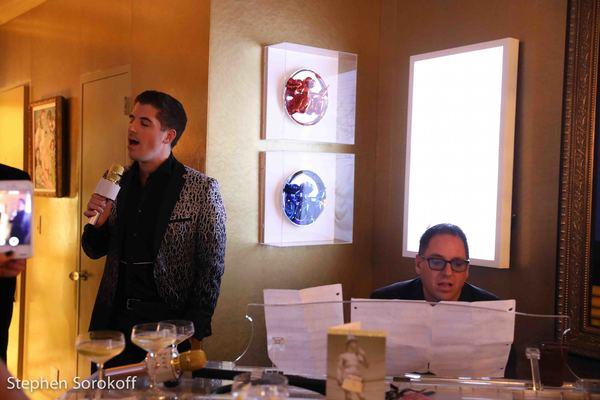 Anthony Nunziata & Michael Marci