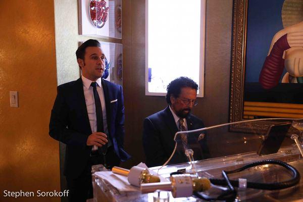 Nicolas King & Mike Renzi