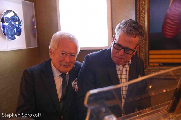 Photo Coverage: New York Pops Auction Item Raises Money For POPS/ED Programs