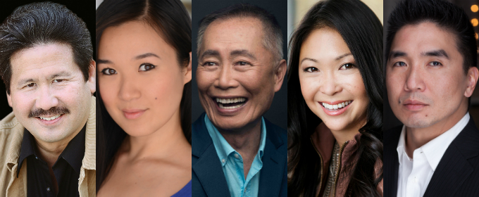 Original Broadway Cast Members to Join George Takei in ALLEGIANCE's Los Angeles Premiere