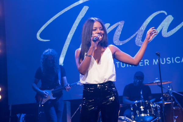 Photo Flash: Adrienne Warren, Tina Turner and More Announce TINA: THE TINA TURNER MUSICAL in the West End