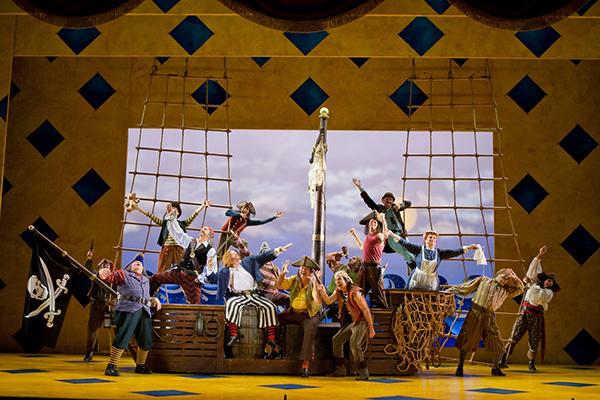 BWW Review: THE PIRATES OF PENZANCE at San Diego Civic Center